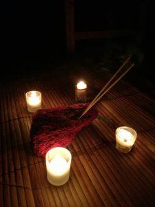 新月浄化の祈り