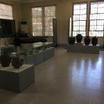ドゥマゲティの博物館にて