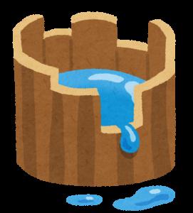 栄養素 桶の理論
