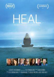 映画HEALのポスター